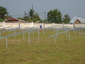 Matériel centrale solaire5