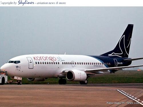 Un avion de la compagnie Korongo Airlines. Radio Okapit.net