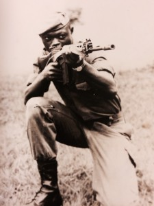 Marcel Buana commando