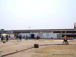 Vu de la salle d'audience de la prison centrale Makala à Kinshasa. Radio Okapi/Ph. John Bompengo