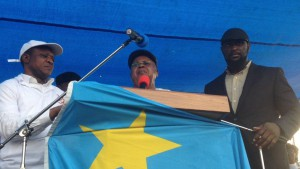 tshisekedi en meeting 2011