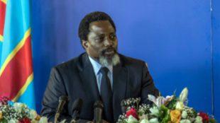 kabila conférence de presse