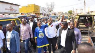 Opposants à Lubumbashi