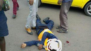 policier mort