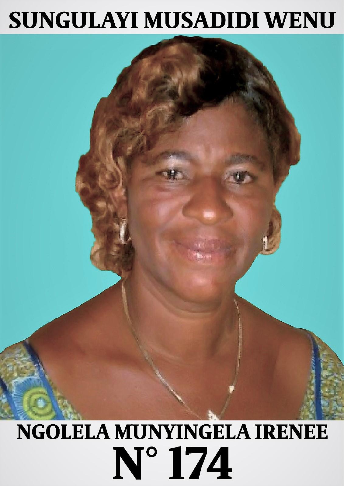 Plakat maman Irénée