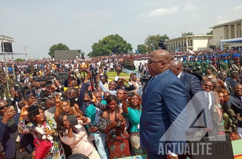 président tshisekedi 4