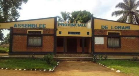 assemblée provinciale lomami