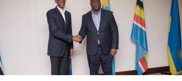 kagame et fatshi