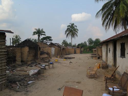 kasai_village dévasté