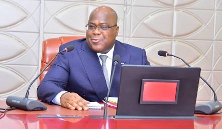 président tshisekedi