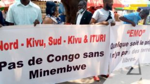 communautés sud kivu