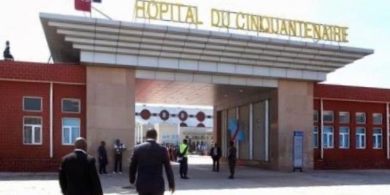 hôpital du cinquantenaire
