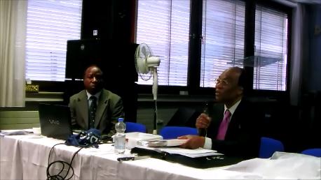 docteur denis mukuna  et docteur charles ntuite