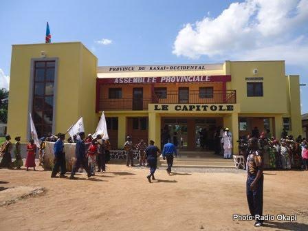 assemblée provinciale kananga