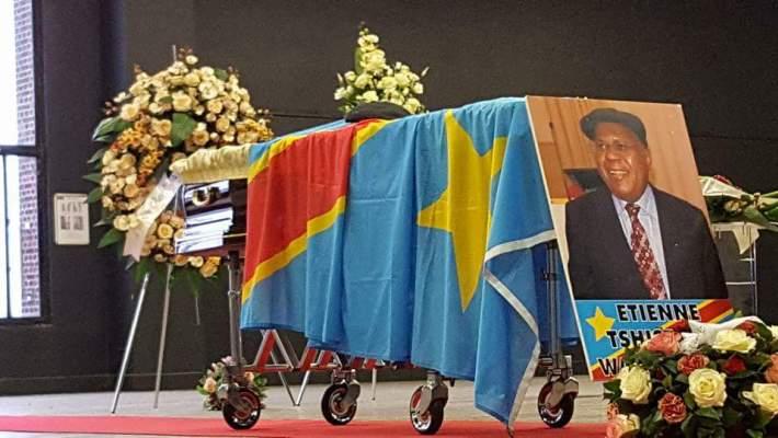 exposition corps tshisekedi