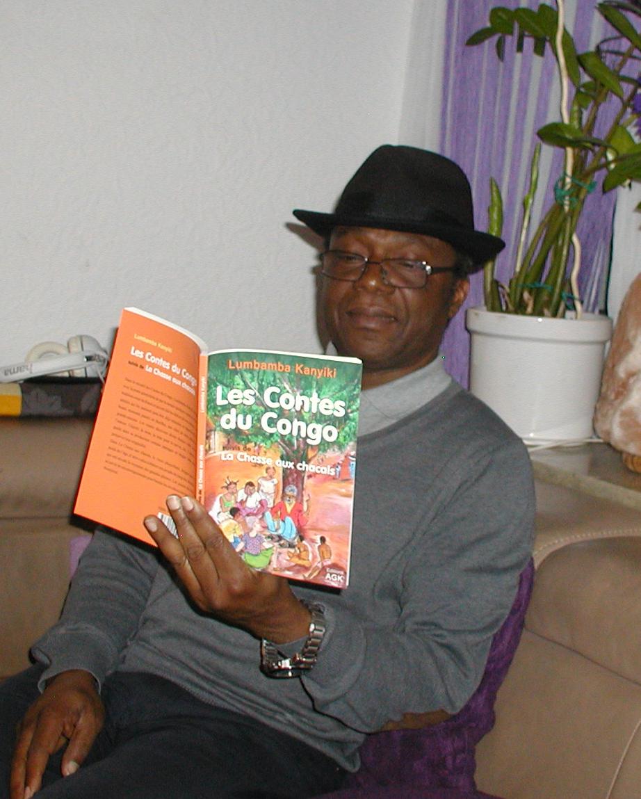 Présentation du livre Les contes du Congo