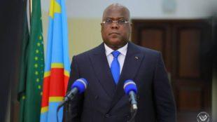 président felix tshisekedi