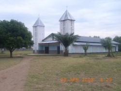 Mission catholique Munkamba St Lazare